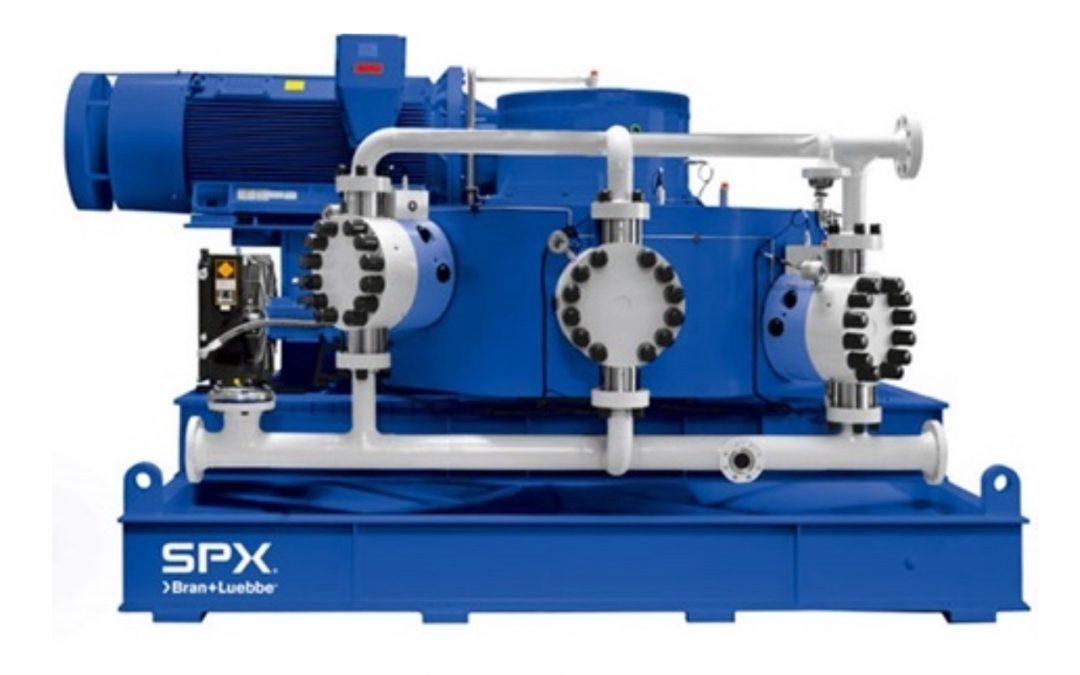 NOVAPLEX Vector Process Diaphragm Pumps
