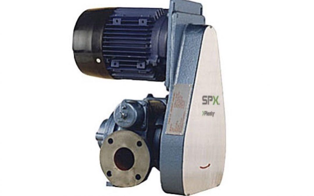 Fixed Flow Belt-driven Rotary Vane Pump – P2000 Series