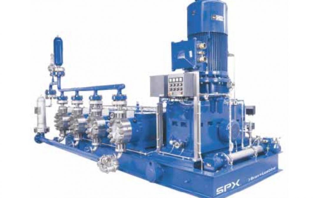 NOVAPLEX Integral Process Diaphragm Pumps