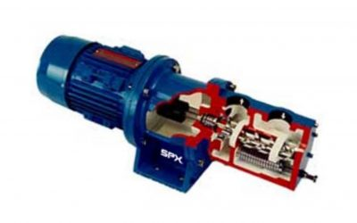 TRIRO Three Screw Pump – T-Range