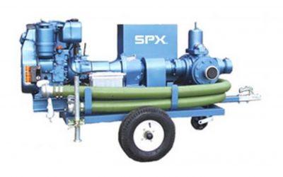 Fixed Flow Rotary Vane Pump – G2000 Series